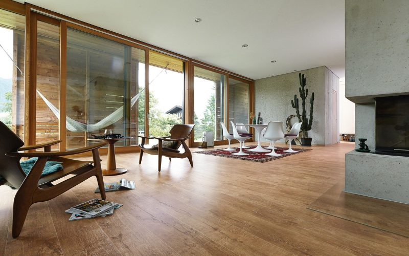 Fußboden Designboden DD 300 Dekor Stileiche natur von Meister