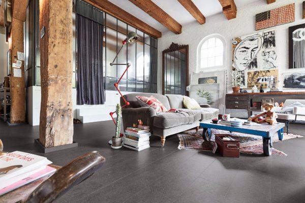 Fußboden Linoleum LID 300s Ambiente von Puro